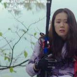 《蠟筆小新》致敬《愛的迫降》:超Q模仿炫彬♥孫藝真經典場景