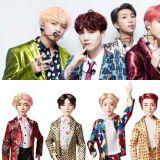 「身披〈IDOL〉造型的迷你偶像」BTS防彈少年團官方人偶將問世!