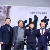《大虎》發佈會 崔岷植詮釋捕虎獵人
