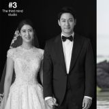 朱鎮模♥閔惠妍婚紗照今日公開!真的是郎才女貌,超級「夫妻臉」的一對呀!