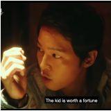 [有片]小孩變炸彈?宋仲基強勢回歸大螢幕《勝利號》將於9月23日正式上映