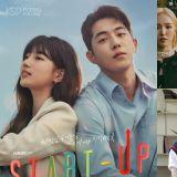 新剧《Start-Up》超强OST阵容:Red Velvet、郑承焕、10cm、Oh My Girl、Davichi