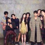 《月之戀人-步步驚心:麗》演員大集合  IU加七大美男畫面完美
