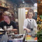 《尹食堂2》李PD:14%是制作组没有预想过的收视率,尹汝贞将挑战新菜单「杂菜」!