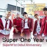 SuperM 慶祝出道滿週年!首度公開表演〈Wish You Were Here〉