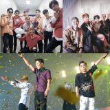 9 月哪組男團最紅?EXO 居冠,防彈、水晶緊追在後