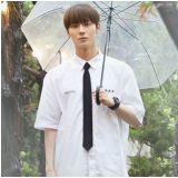 「学长,我想见你!」NU'EST黄旼炫穿制服化身李子维!将翻唱台剧《想见你》OST主题曲