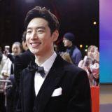 李帝勳出席好友婚禮還擔任司儀!但是為什麼站C位還雙手挽著新郎XD