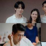 玄彬、孙艺珍等主演tvN新剧《爱的迫降》公开剧本阅读现场!将接档《请融化我》於11月首播