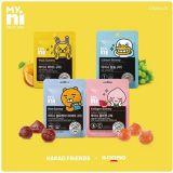 捨不得吃下去!KAKAO FRIENDS 推出養顏美容的立體軟糖啦!