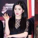Red Velvet Irene VS刘仁英:同款蕾丝刺绣长裙