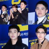 【私下穿搭】《哥哥》VIP首映:金秀贤&朴敏英&申铉浚等众星捧场