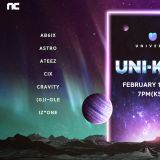 Oh My Girl、Monsta X、(G)I-DLE、姜丹尼尔、THE BOYZ⋯⋯14 团本周末登《UNIVERSE》线上演唱会!