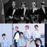 【男團品牌評價】BTS防彈少年團、EXO 名次不變 ASTRO 久違地重返前三名!