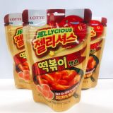 韩国人爱辣炒年糕无极限,推出新款辣炒年糕口味软糖