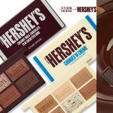 讓人想吃的眼影盤!Etude House與Hershey's巧克力推出合作款