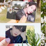 超美啊!BTS防彈少年團最新合作款「鏡面交通卡」全韓CU開售,實物圖公開!