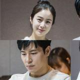 金泰希睽违5年回归小萤幕!与李奎炯合作tvN新剧《Hi Bye,Mama》官方公开剧本阅读照