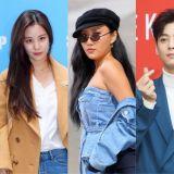 「2019 S/S HERA首爾時裝週」:徐玄、華莎、車銀優、IZ*ONE成員都來看秀啦!
