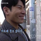 《Hi Bye, Mama!》「瑞雨」聽到導演喊卡一秒變臉,讓爸爸李奎炯好驚訝~XD