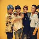 老将持续发威 水晶男孩称霸 10 月份 Gaon 榜
