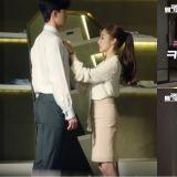 《金秘书为何那样》花絮公开!超浪漫的打领带场面,实际上则是朴叙俊进行了教学!