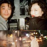 Sulli♥崔子最新約會照片公開 這次甜蜜又朦朧