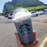 「這個限定很吸引」韓國濟洲Starbucks-Charcoal latte!