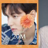 韩国演员中首位!李敏镐的Facebook、IG粉丝数分别突破2000万,期待他更多的日常分享啊!