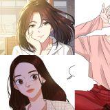 「要韓系OL還是簡約歐美風~」看韓漫來學一下2021年春夏裝穿搭吧!