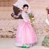 漂亮母女檔Haru、姜惠貞 一起拍攝韓服畫報