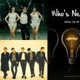 YG娛樂更新WHO'S NEXT海報 回歸主人公令人期待