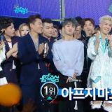 水晶男孩昨蟬聯《Show! 音樂中心》冠軍 「都是 YELLOWKIES 的功勞!」