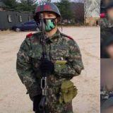 BIGBANG太陽又爆出訓練照 戴口罩鋼盔你還能認出他嗎?