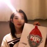 Red Velvet比画技,涩琪「吐槽」Irene:画的像是来偷东西的圣诞爷爷