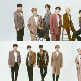 Super Junior今日公開9輯改版專輯《TIMELESS》團體預告照!本月28日回歸歌壇