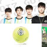 GOT7粉絲見面會大玩「足球風」,穿球衣玩足球遊戲,甚至周邊有簽名足球!