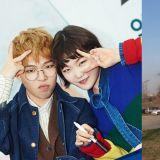 樂童音樂家哥哥李燦赫今天退伍!明天將與妹妹李秀賢、SOMI一起錄製《認哥》!