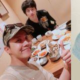 坂口健太郎赴韓宣傳 J-HOPE用一桌子美味韓餐親自招待~