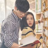 傳說中的「書咚」!《偉大的誘惑者》禹棹煥&JOY圖書館唯美劇照公開