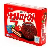 【小编韩国行】草莓巧克力派vs抹茶巧克力派,你喜欢哪一种呢
