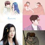 李敏鎬、全智賢主演SBS《藍色大海的傳說》拿下電視劇品牌評價一位