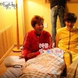 《Missing9》EXO灿烈、崔泰俊、郑敬淏激烈的红黄蓝床位争夺战