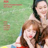終於等到這一天啦!人氣女團 AOA 將在今日公開新歌《Sorry》音源