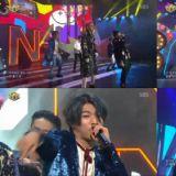 Bigbang以新曲《FXXK IT》拿下本周《人气歌谣》一位