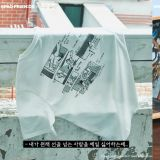 SPAO最新联名T-shirt:这次是韩国代表电影《寄生上流》!
