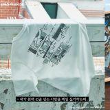 SPAO最新聯名T-shirt:這次是韓國代表電影《寄生上流》!