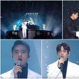 EXO《歌谣大战》演唱《12月的奇迹》 动人经典时隔五年再上热搜