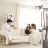 柳真♥奇太映二女儿露琳周岁照公开!让网友表示:「和姐姐露熙小时候长得一模一样,好可爱!」