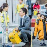 SBS新剧《被告人》公开帅气池晟化身女儿傻瓜剧照